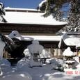 雪の虚空蔵尊