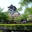 10 犬山城