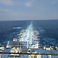 19日本海を行く